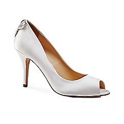 Benjamin Adams - Peep toe 'Clarity' shoes