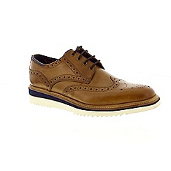 Goodwin Smith - Tan 'Newton' mens brogues
