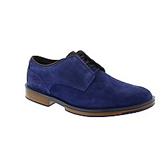 Camper - Blue suede 'Deia K100048' lace up shoes