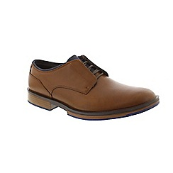 Camper - Brown bown leather 'Deia K100048' lace up shoes
