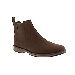 Camper - Brown 'Deia' chelsea boots