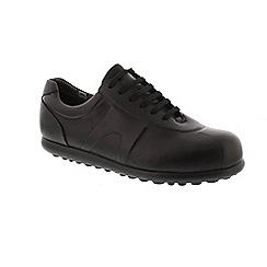 Camper - Black leather 'Pelotas XL Lite K100150' lace up trainers