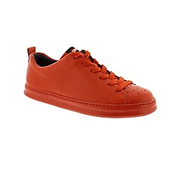 Camper - Red 'Runner Four K100226' lace up trainers