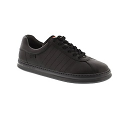Camper - Black leather 'Runner Four K100227' lace up trainers