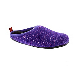 Camper - Multi Coloured multi 'Wabi 20889' mule slippers