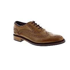 Goodwin Smith - Tan 'Chatworth' mens shoes