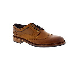 Goodwin Smith - Tan 'Alfred' mens shoes