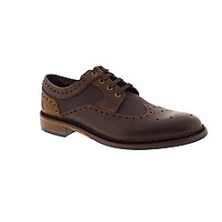 Goodwin Smith - Brown 'Eaves' mens shoes