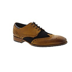 Goodwin Smith - Tan 'Church' mens shoes