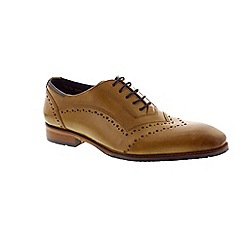 Goodwin Smith - Tan 'Worston' mens shoes
