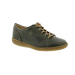 Mephisto - Dark green 'elody' shoes