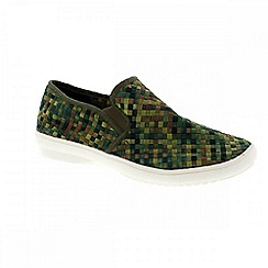 Adesso - Forest 'Dylan' mens casual slip on shoes