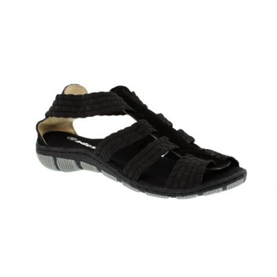 Adesso Black ´Gladys´ ladies sandal - . -