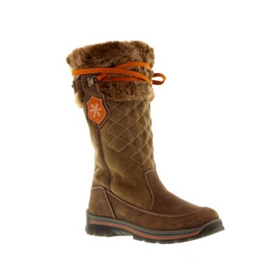 Adesso Brown ´Matilda´ ladies snow boot - . -