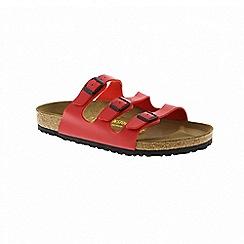 Birkenstock - Cherry womens florida sandals