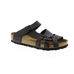 Birkenstock - Black 'Pisa' ladies sandal