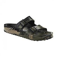 Birkenstock - Multi-Coloured 'Camouflage Arizona' ladies sandal