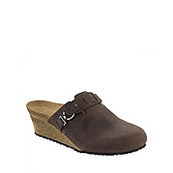 Birkenstock - Brown Brown Dana ladies sandal