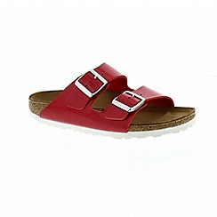 Birkenstock - Womens arizona - patent tango red 1005283