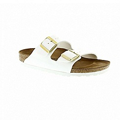 Birkenstock - Womens arizona - patent white 1005294