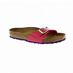 Birkenstock - Womens madrid - patent pink 1005313