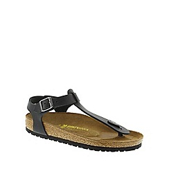 Birkenstock - Black 'Kairo' ladies sandal