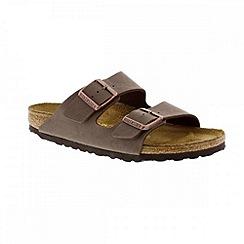 Birkenstock - Brown Mocca 'Arizona' (narrow fit) sandal