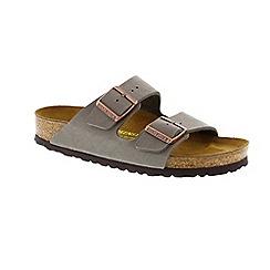 Birkenstock - Stone womens arizona sandals