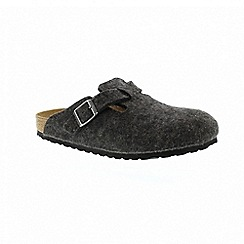 Birkenstock - Anthracite unisex Boston