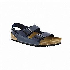 Birkenstock - Navy 'Milano' sandals