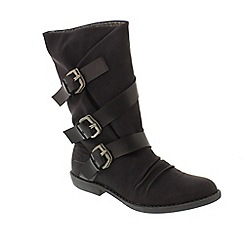 Blowfish - Black 'Alms' boots