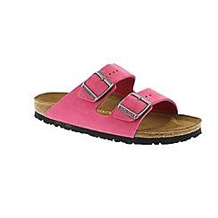 Birkenstock - Pink 'Arizona' mule sandals