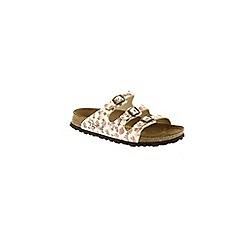 Birkenstock - Beige Florida' by papillio sandal