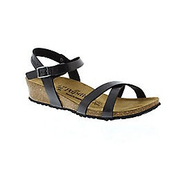 Birkenstock - Black liquorice alyssa womens sandals