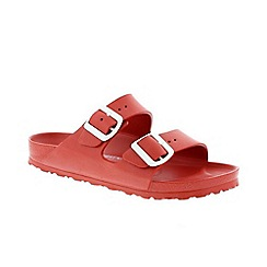 Birkenstock - Red 'Arizona eva' women's classic double strap