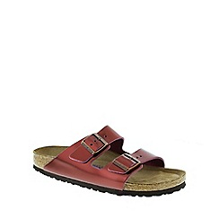 Birkenstock - Metallic Metallic Dark Tourmaline Arizona Womens Sandals