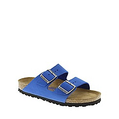 Birkenstock - Blue Arizona narrow fit sandals