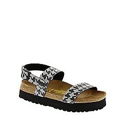 Birkenstock - Black Black Cameron Platform ladies sandal