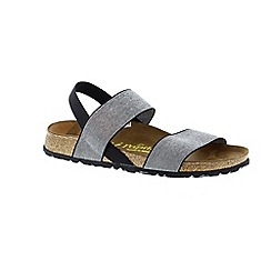 Birkenstock - Silver black/silver caterina womens sandals