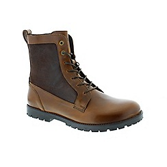 Birkenstock - Brown Brown Gilford High Womens Ankle Boots
