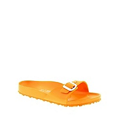 Birkenstock - Orange Neon Orange Madrid EVA narrow fit sandal