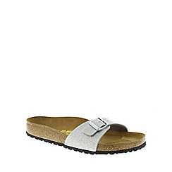 Birkenstock - Silver Magic Galaxy Silver Madrid ladies sandals