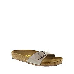 Birkenstock - Brown Hazel Madrid ladies sandals