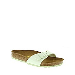 Birkenstock - Green Mint Madrid ladies sandals