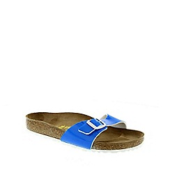 Birkenstock - Blue Neon Blue Madrid ladies sandal