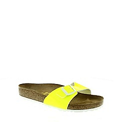 Birkenstock - Bright yellow Neon Yellow Madrid ladies sandal
