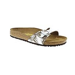 Birkenstock - Silver Stardust Stone 'Madrid' Womens Sandals
