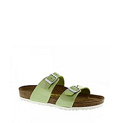 Birkenstock - Pearl apple 'Sydney' ladies two strap sandal