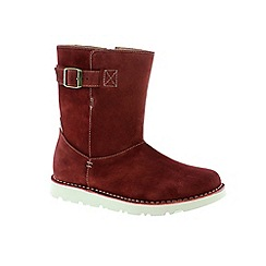 Birkenstock - Dark red Dark Red Westford Womens Boots