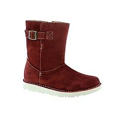 Birkenstock - Dark red Dark Red Westford Womens Boots